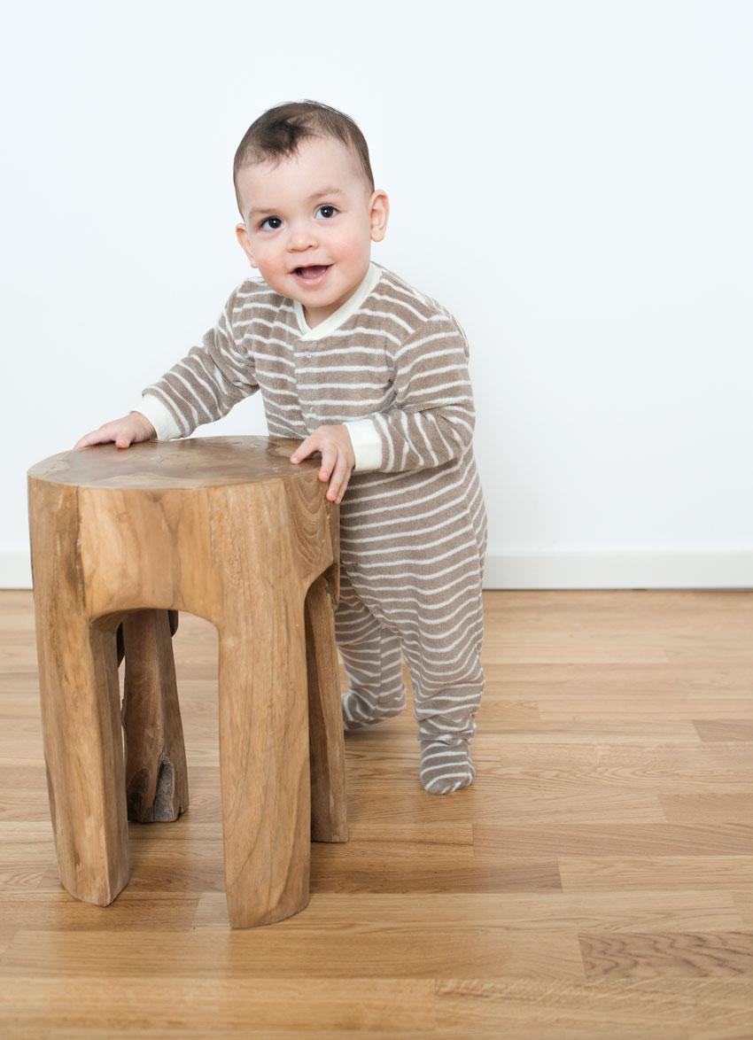 Terry Pyjamas – i 100% økologisk bomuld