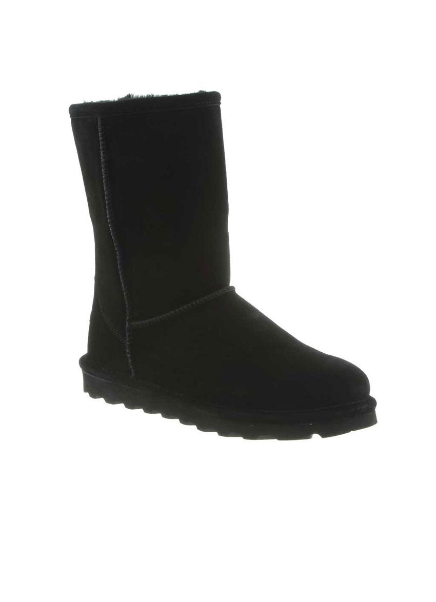 Kort sort støvle Elle fra Bearpaw