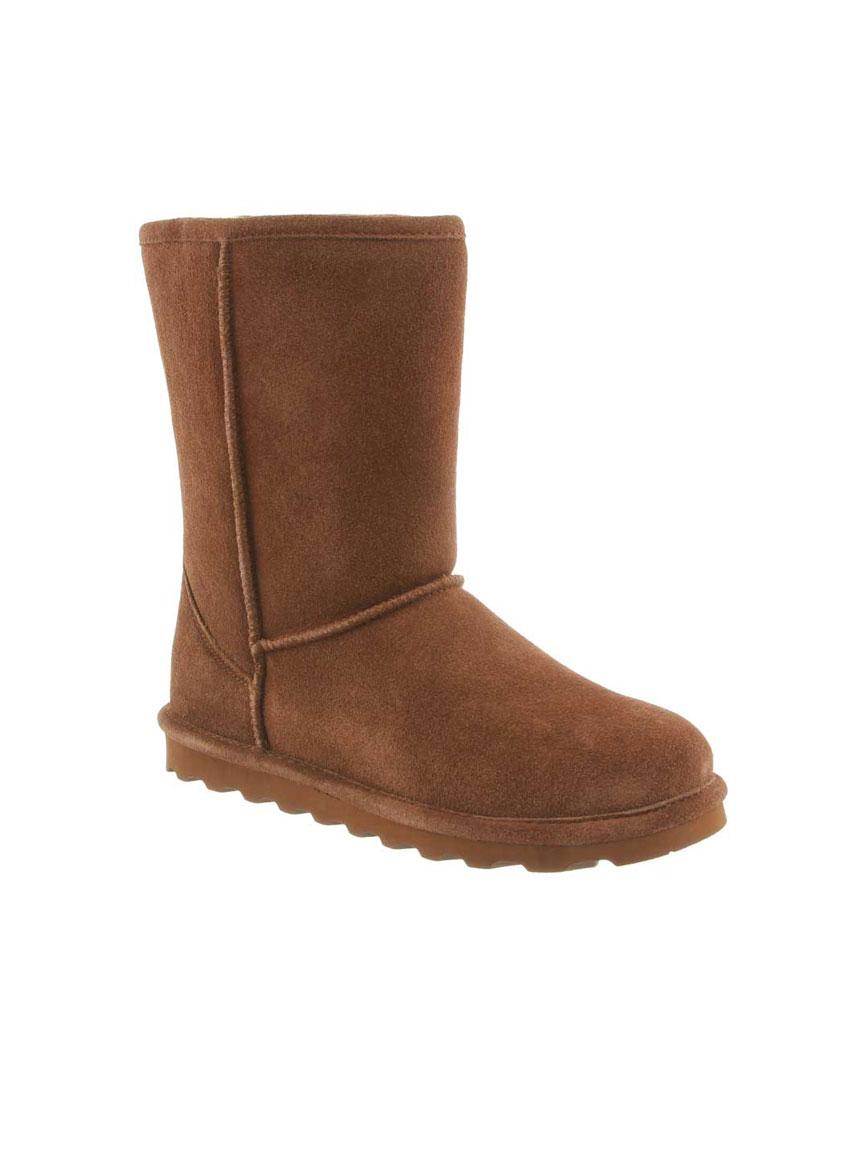 Kort støvle Elle fra Bearpaw i Hickory