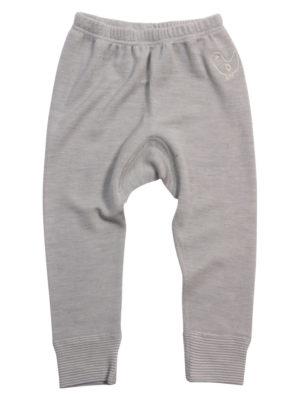 Lange Bukser uld silke