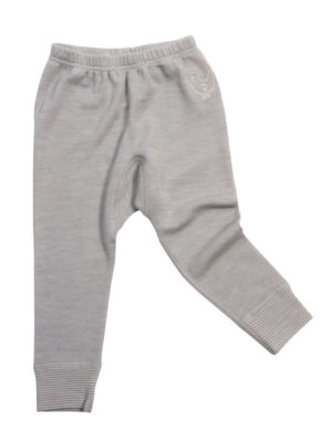 Bukser uld silke