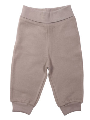 Baby pants in organic cotton