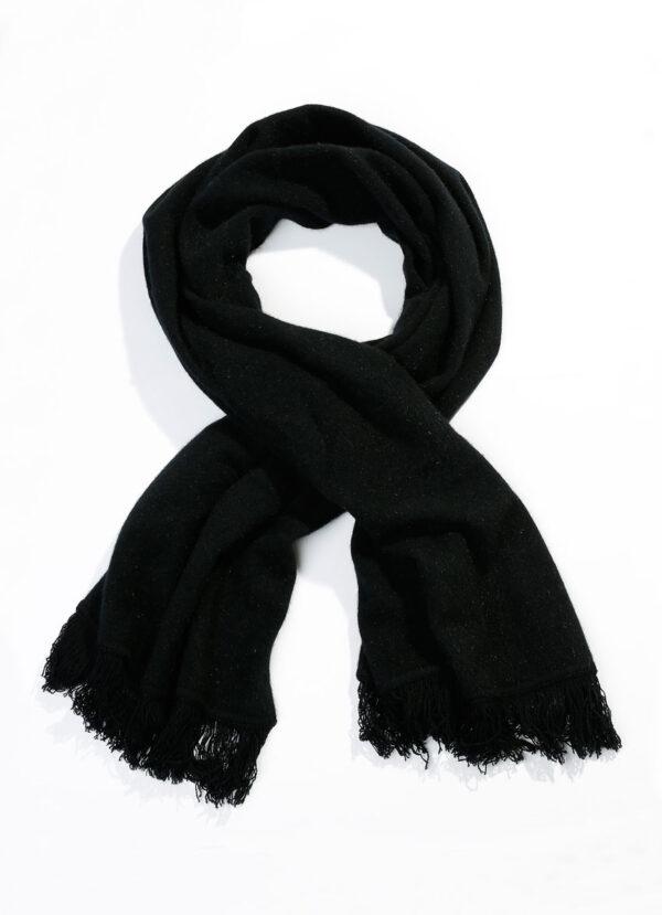Sjal Black
