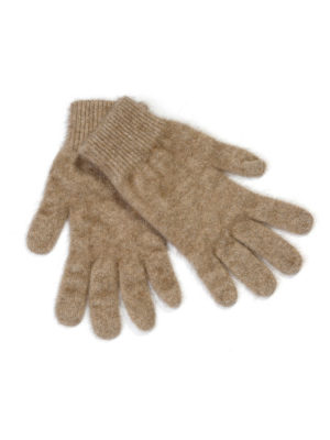 Gloves in blend of Merino Possum